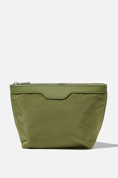 Nadia Everyday Pouch, SOFT MOSS
