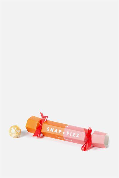 Bathfizzer Cracker, GOLD