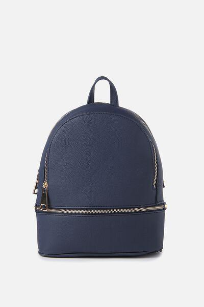Mia Back Pack, NAVY