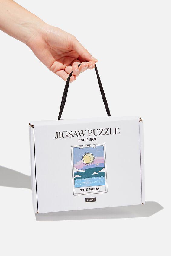 Jigsaw Puzzle 500Pcs, THE MOON
