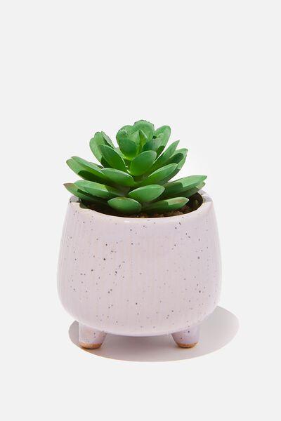 Mini Planter, LILAC