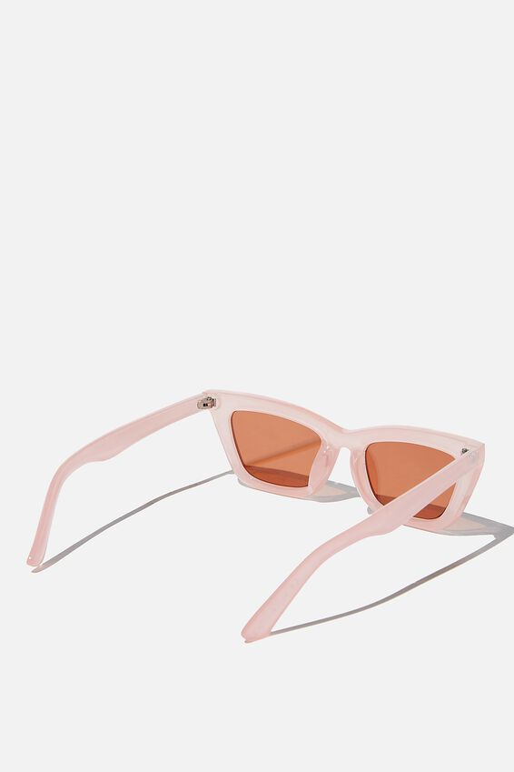 Lyndsey Sunglasses, BLUSH