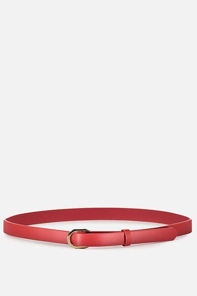 Mila Belt, RED