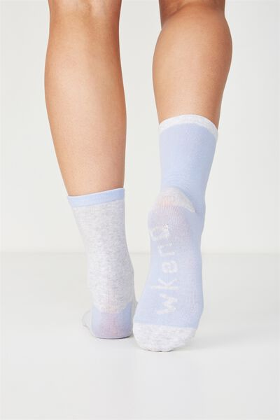 We Go Together Sock, WKEND