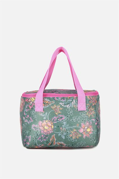 Chill Out Cool Bag, BALI FLORAL