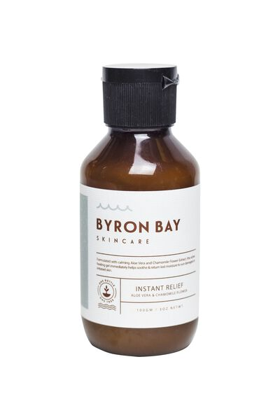 Byron Bay Instant Relief, ALOE & CHAMOMILE