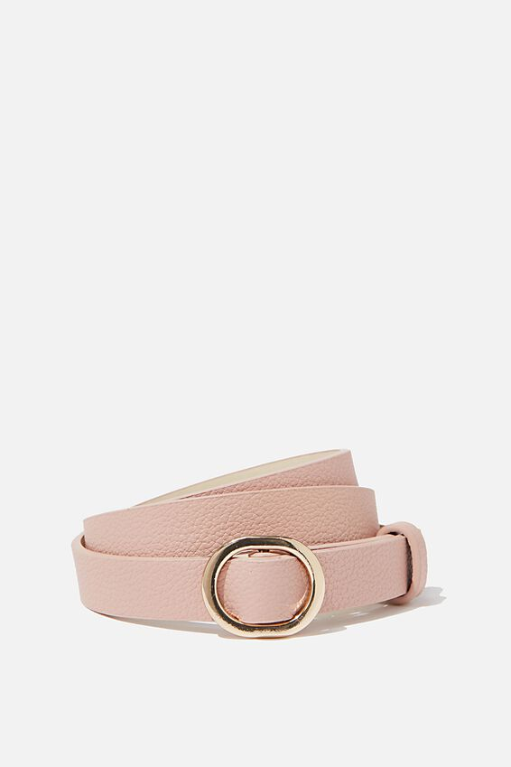 Mila Belt, BLUSH TEXTURE