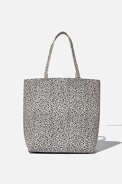 The Encompass Tote, MINI CHEETAH
