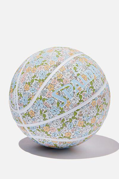 Spalding Basketball, MAGGIE DITSY MULTI