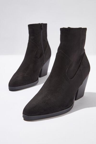 Austin Boot, BLACK