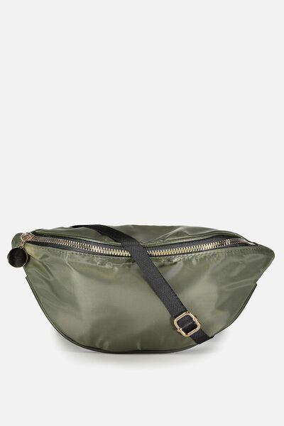 Elisa Belt Bag, KHAKI