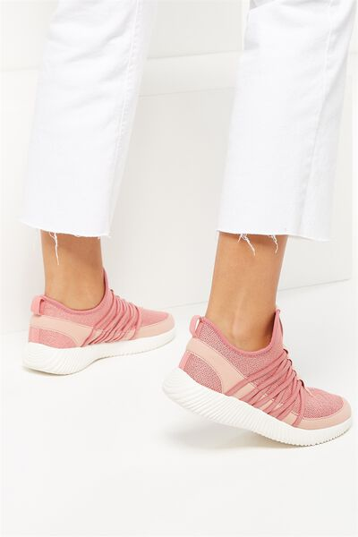 Faith Sock Trainer, ROSE