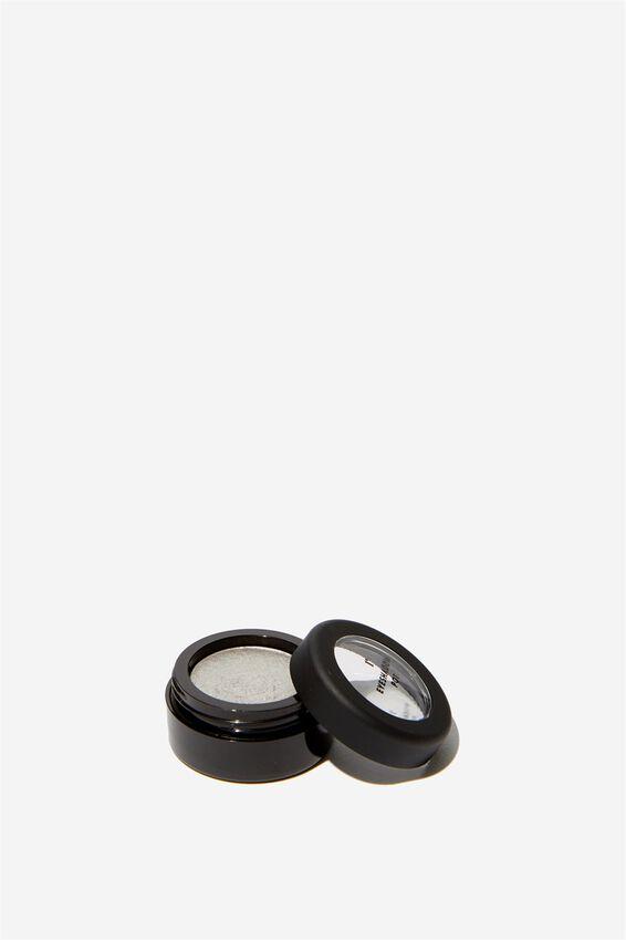 Eyeshadow Pot, SERIOUSLY SILVER