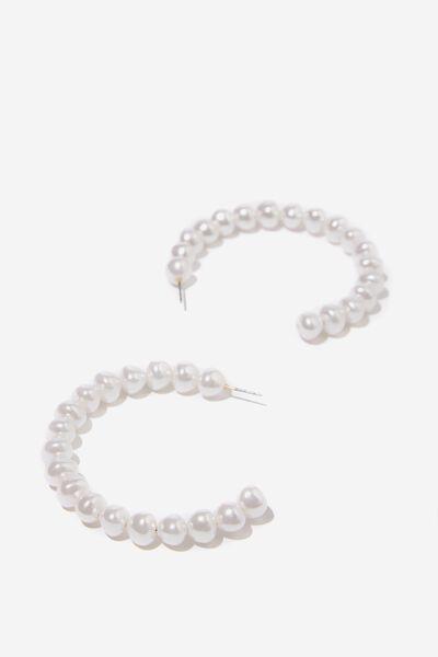 Malibu Earring, PEARL