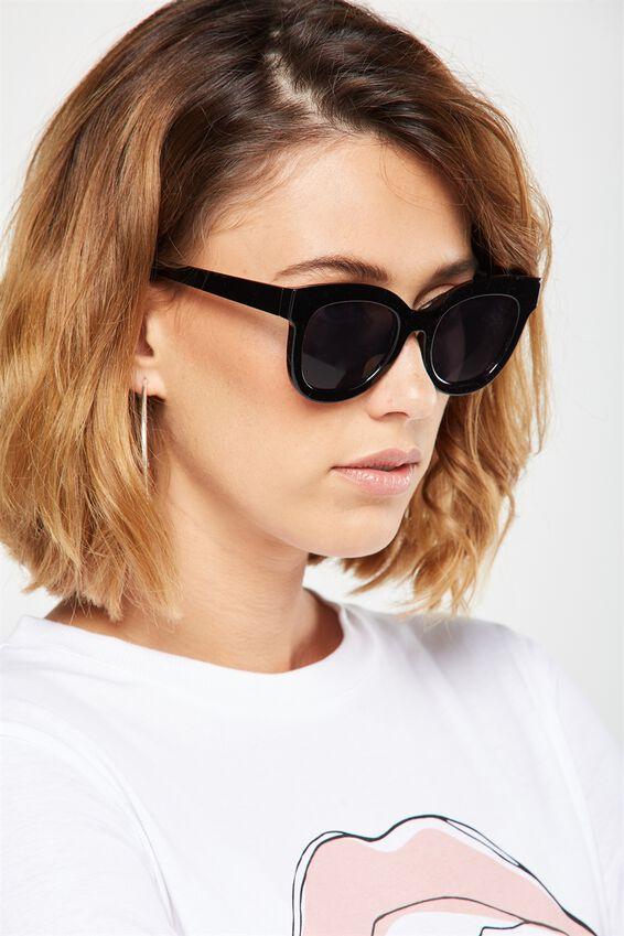 Shoptagr | Celena D Frame Sunglasses by Cotton On