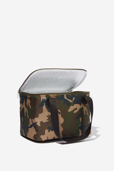 Chill Out Cool Bag, CAMO PRINT