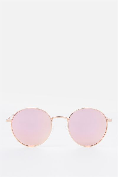 Emmi Metal Frame, S.ROSE GOLD/CHERRY