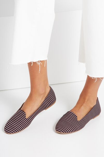 Sophia Slipper, VARSITY STRIPE