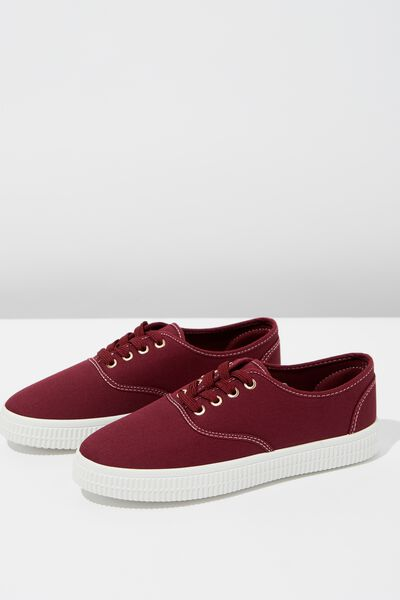 Casey Creeper Plimsoll, BLACKBERRY