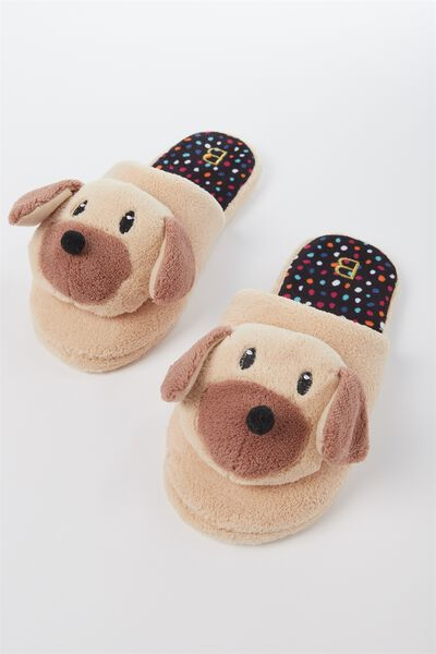 Novelty Slipper, PUG