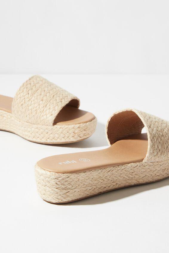 Phoebe Flatform Sandal by Cotton On