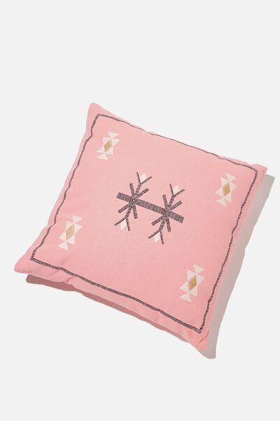 Kilim Cushion, PINK