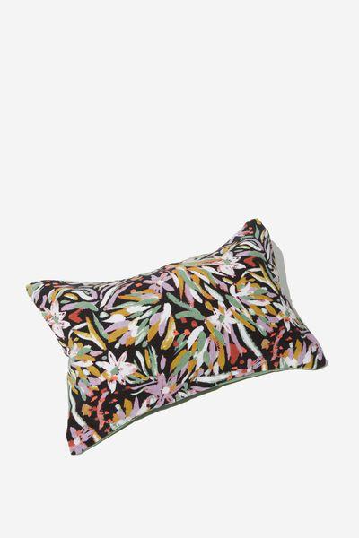 Waikiki Inflatable Pillow, SKETCHY FLORAL