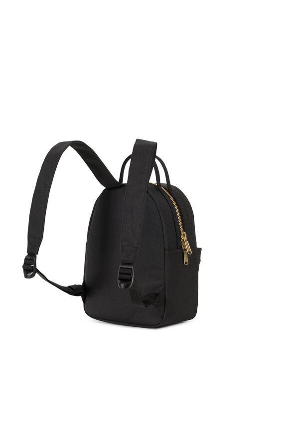 Herschel Nova Mini Backpack, BLACK