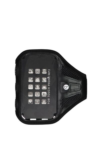 Workout Armband, BB BLACK