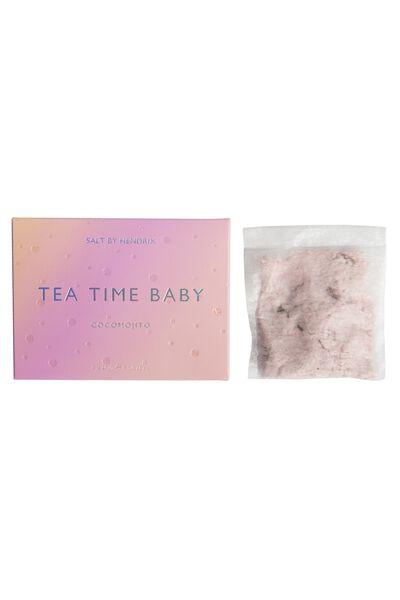 Salt By Hendrix Tea Time Baby, COCOMOJITO