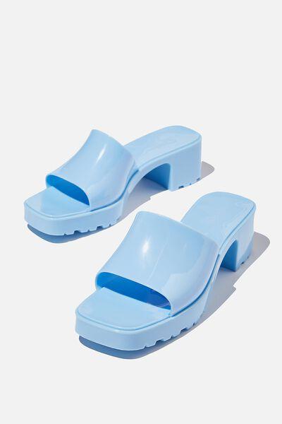 Lani Moulded Heel, BLUE