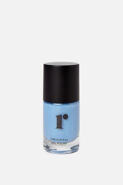 Nail Polish, MOONLIGHT BLUE