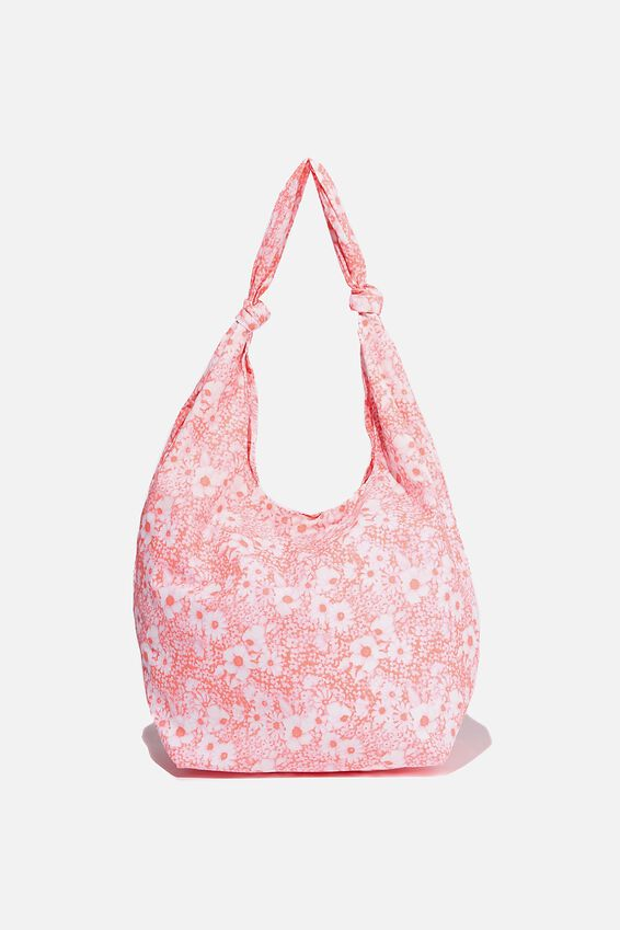 Endless Summer Slouch Tote, PRISM PINK/GENTLE DAISY