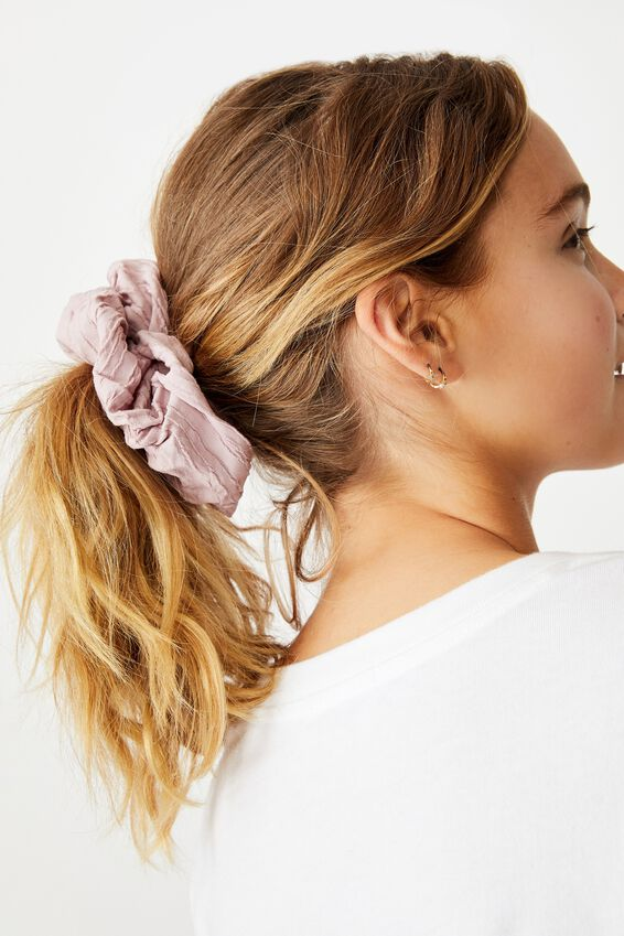 Super Scrunchie, BLUSH
