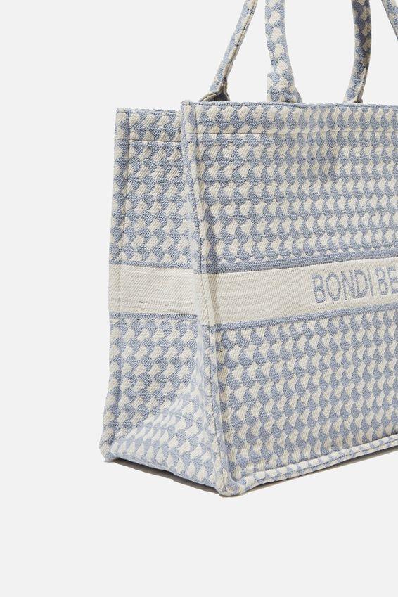 Weekender Tote Bag, DUSK BLUE