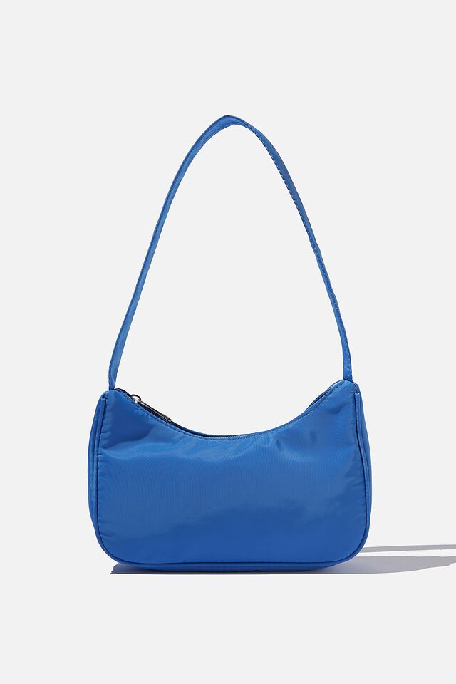 Nadia Underarm Bag, SILVER LAKE BLUE