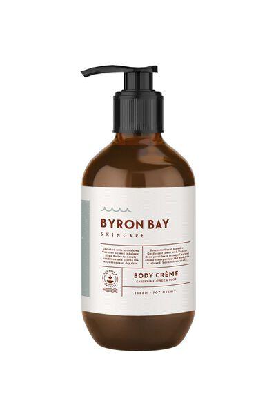 Byron Bay Body Cream, GARDENIA & ROSE