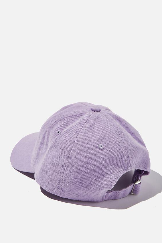 Classic Dad Cap, BLOSSOM LILAC/LUCKY