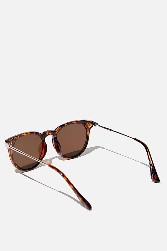 Remi Sunglasses, TORT