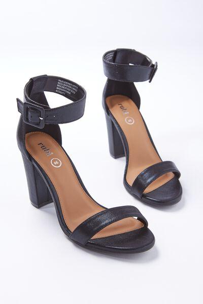 San Sebastian Heel, BLACK GLITZ