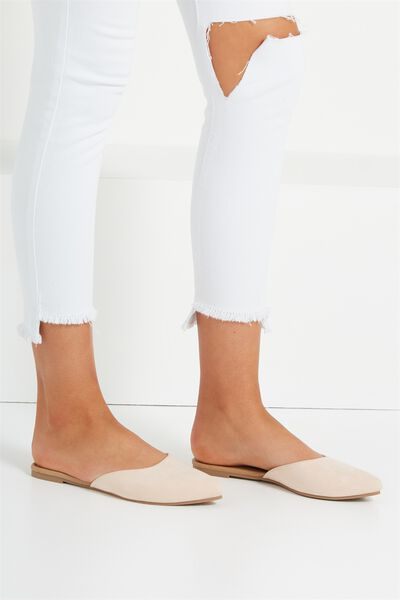 Bella Point Mule, BLUSH MICRO