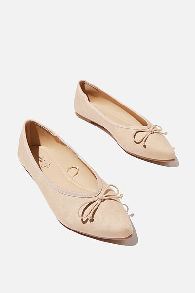Essential Evelyn Point Ballet, STONE MICRO