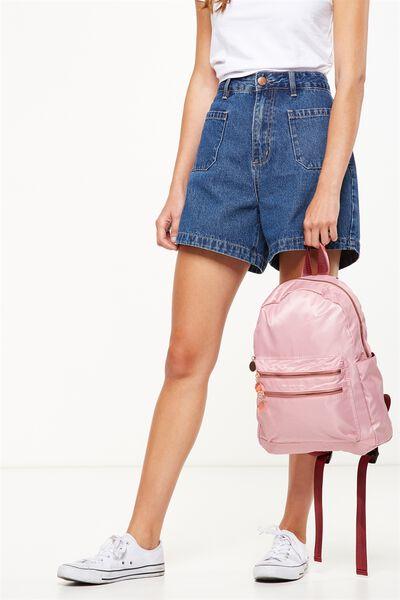 Explorer Backpack, ROSE TAN