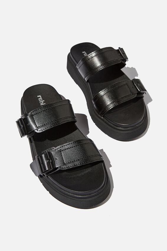Combat Slide, BLACK