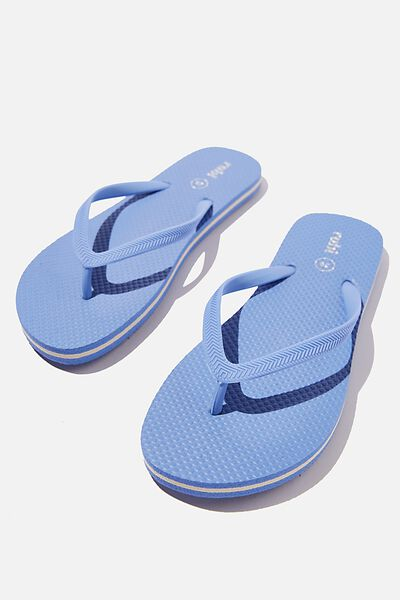 The Rubi Flip Flop, POOLSIDE BLUE