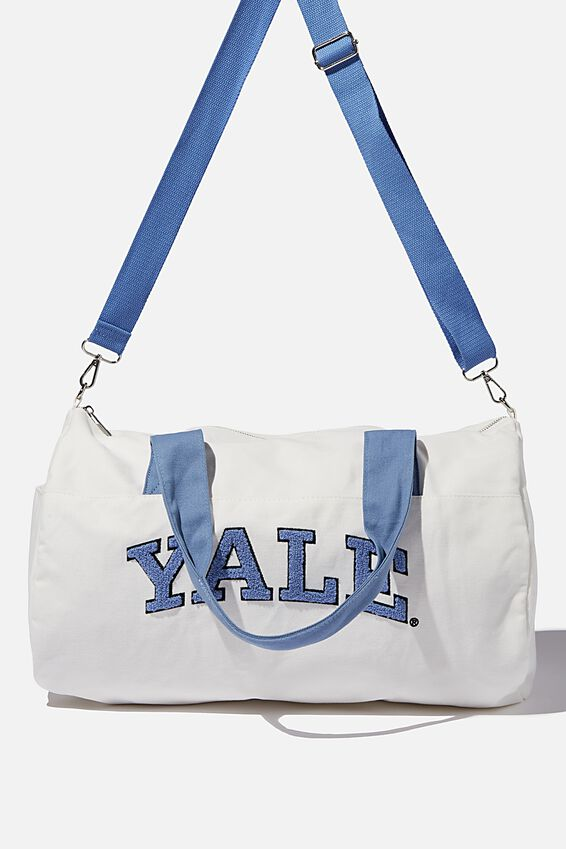 Take Me Away Duffle Bag, LCN YALE/COASTAL BLUE