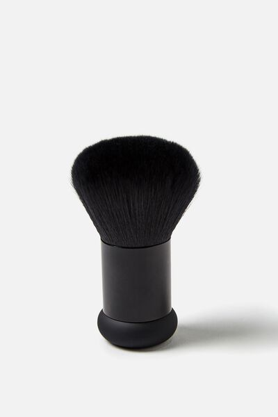 Body Bronzer Brush, BLACK