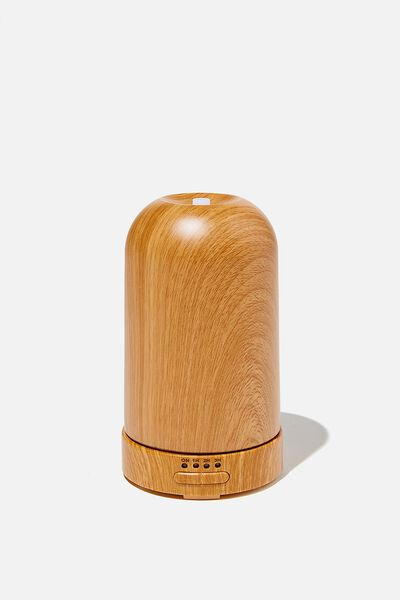 Usb Oil Diffuser, WOODGRAIN