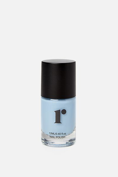 Nail Polish, LIGHT BLUE