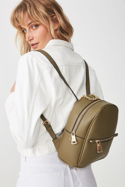 Lola Backpack, KHAKI
